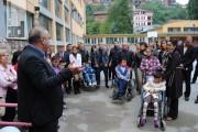 Načelnik Stevanović otvorio Centar za podršku djeci sa smetnjama u razvoju i njihovim roditeljima