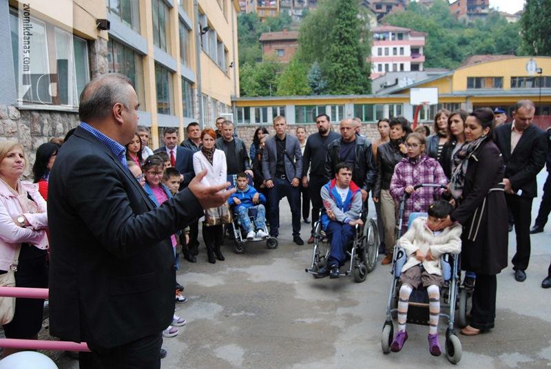 Photo of Načelnik Stevanović otvorio Centar za podršku djeci sa smetnjama u razvoju i njihovim roditeljima