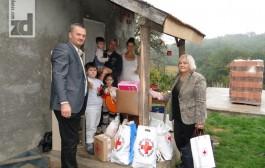 Pomoć Crvenog krsta za višečlane porodice
