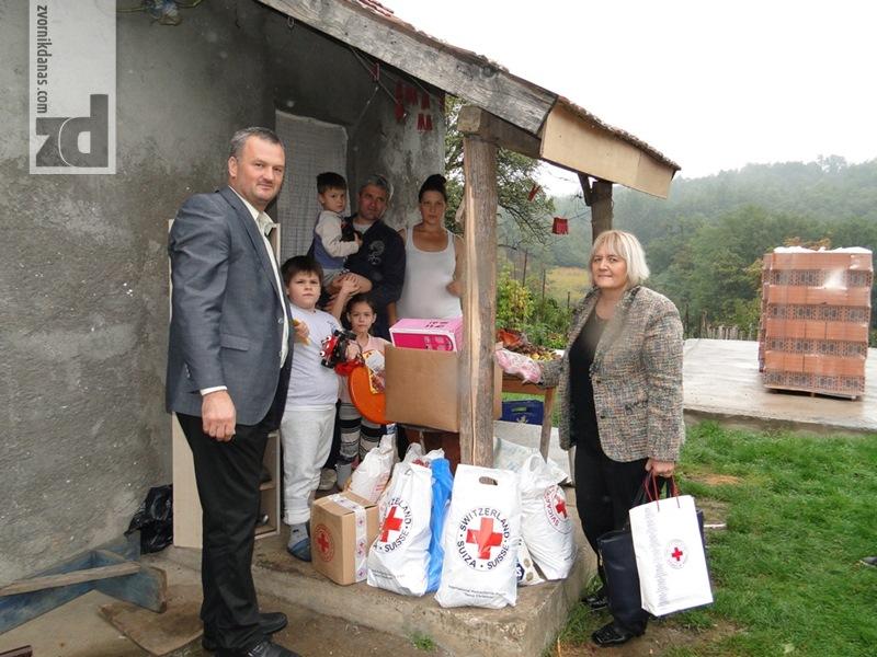 Photo of Pomoć Crvenog krsta za višečlane porodice