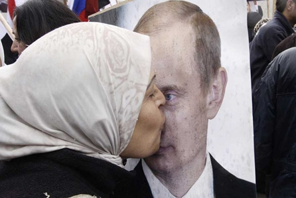 Sirijci poručili: Rusi su naši junaci