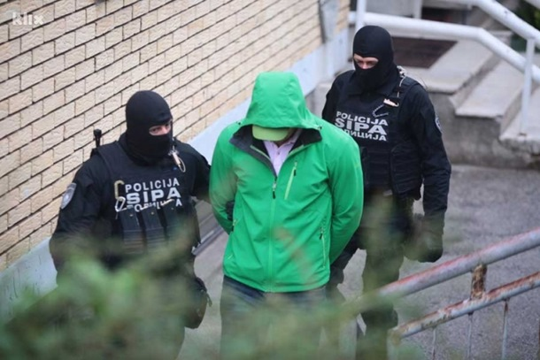 Uhapšeni Izet Arifović, Suad Smajlović i Amir Salihović