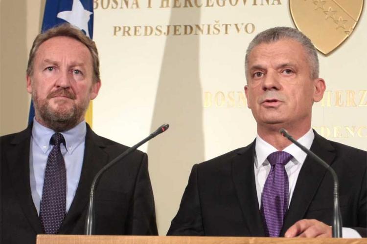 Izetbegović demantovao zajedničku kandidaturu SDA i SBB-a