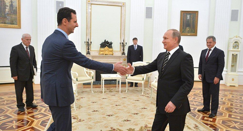 Photo of Asad zahvalan Putinu na pokretanju vazdušnih udara (video)