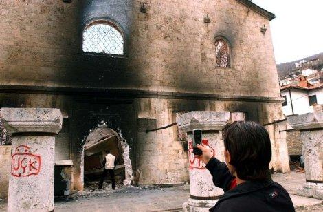 Svet zanemeo pred ruinama srpskih crkava