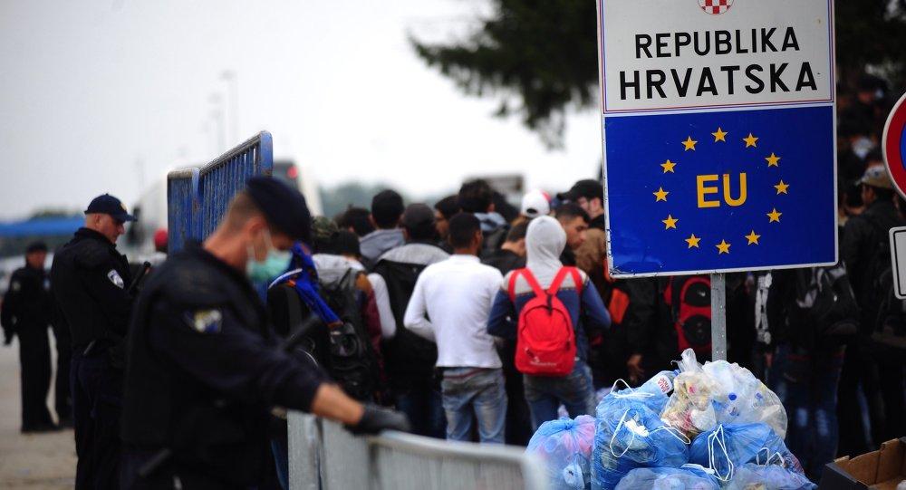 Photo of Hrvatska policija na granici napala fotoreportera AFP-a