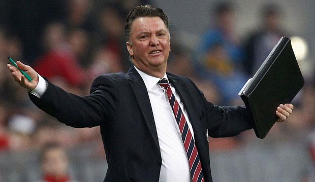 Van Gal: Igra protiv Arsenala ne smije da se ponovi