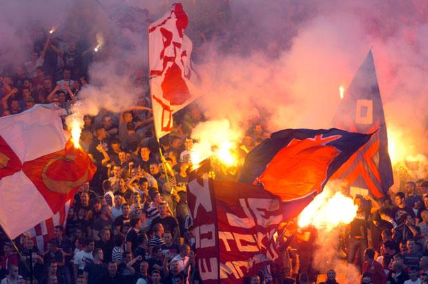Olimpijakos u Zagrebu bez navijača zbog straha od Delija
