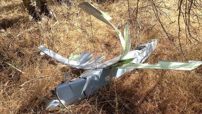 Oboreni dron pripadao sirijskoj vojsci ili Kurdima