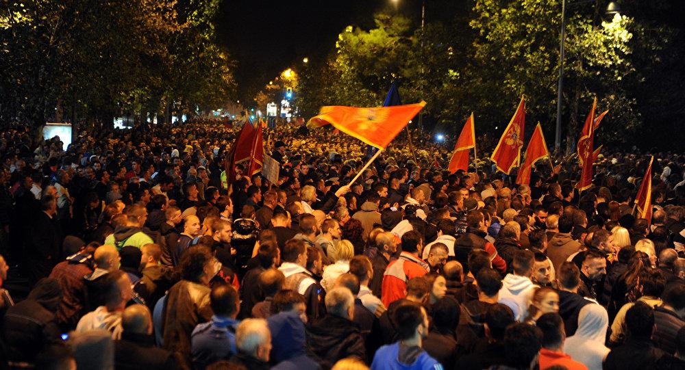 Photo of Protesti se šire Crnom Gorom