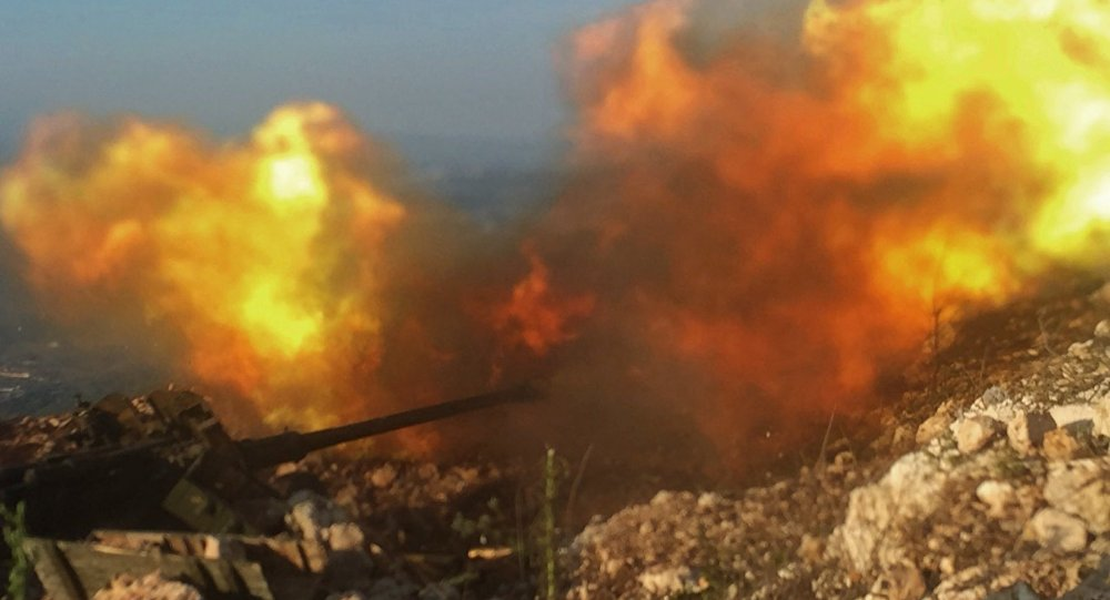 Sirijska armija likvidirala trojicu vođa terorista
