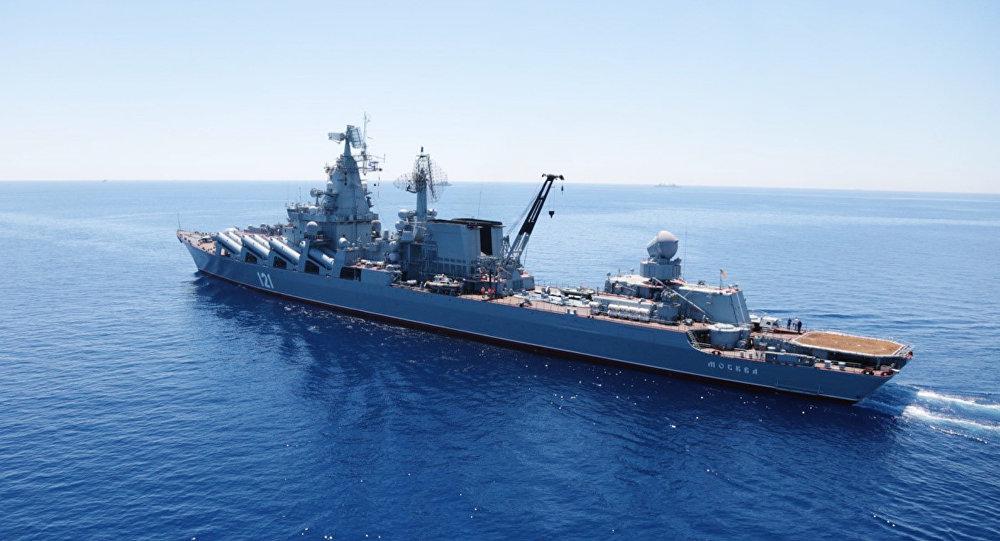 Ruska flota u Sredozemnom moru mogla bi da se uključi u borbu protiv ID