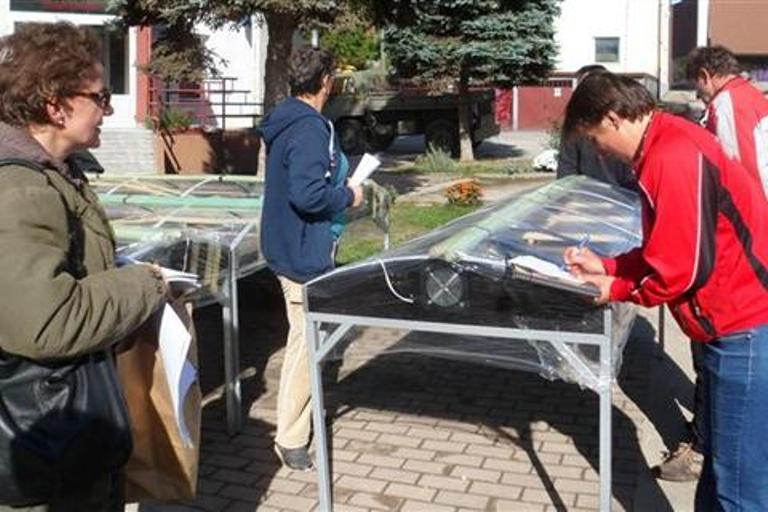 Šekovići: Uručeno 16 solarnih sušara