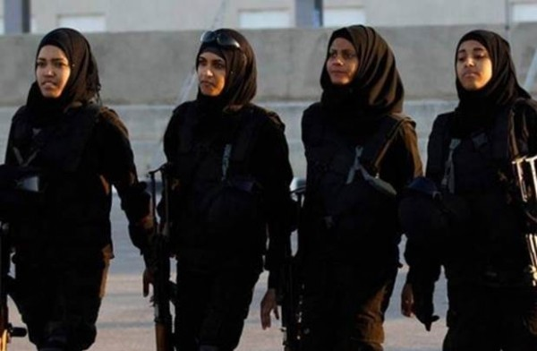 Photo of Sve više žena u redovima bombaša – samoubica