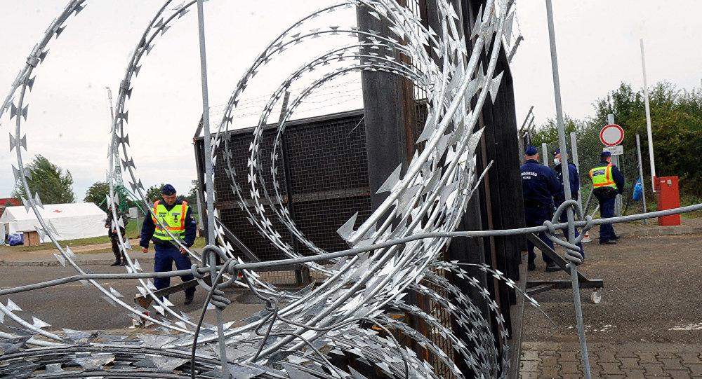 Hrvatska diže zid na srpskoj granici?