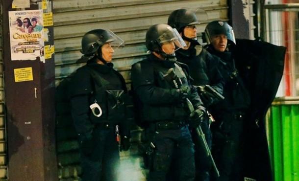 Antiteroristička akcija u Parizu (4)