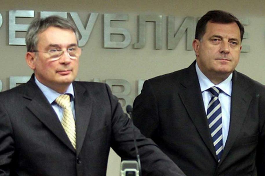 Bosić mora da isplati Dodiku 6.000 KM kazne