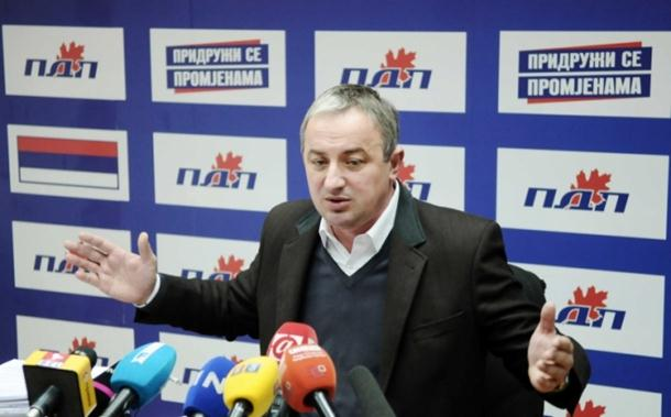 Borenović: PDP-u stalo da izbori proteknu mirno i dostojanstveno