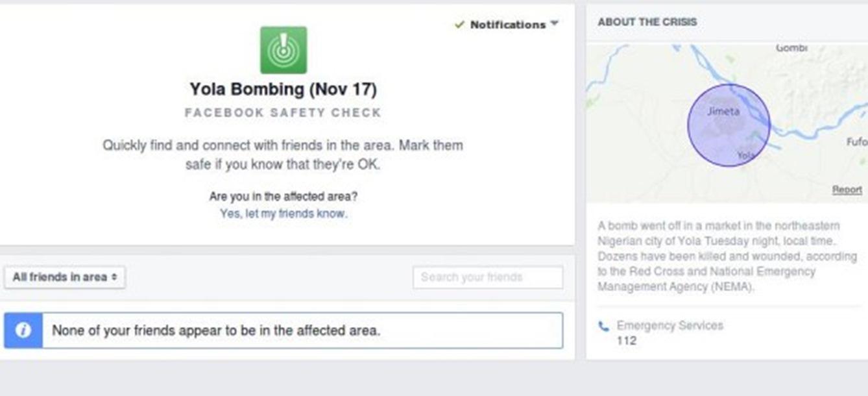 Facebook se opametio? Safety Check i za Nigeriju