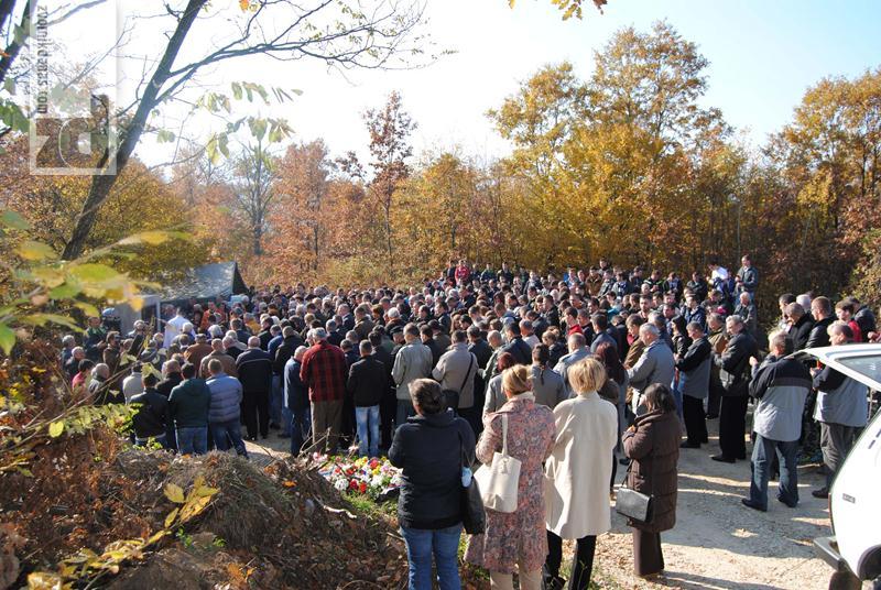 Photo of Obilježene 23 godine od ubistva 126 srpskih boraca