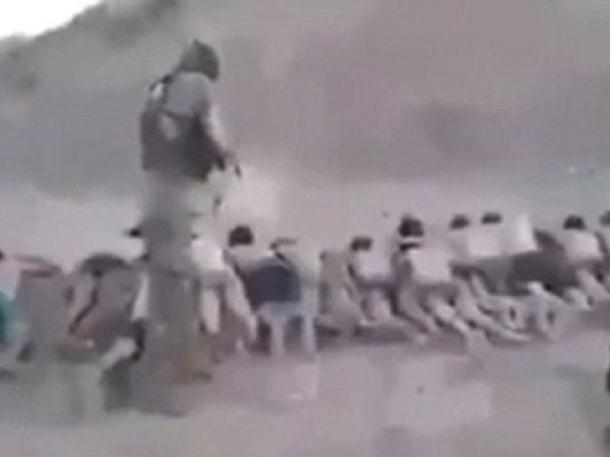 Islamska država strijeljala 200 djece! (video)