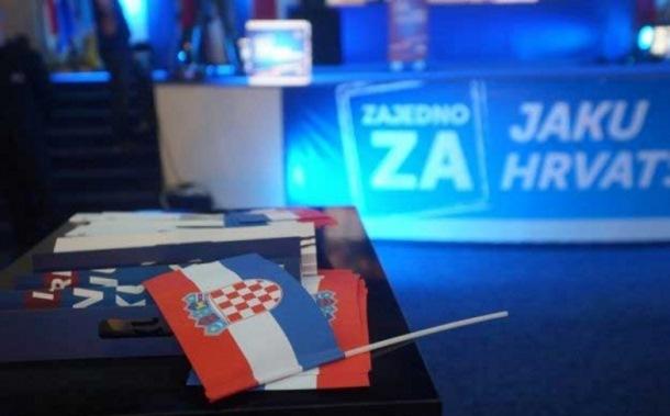 Koalicija okupljena oko HDZ-a osvojila 59 mandata