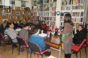 """U """"Narodnoj biblioteci i muzejskoj zbirci"""" danas dva događaja"""