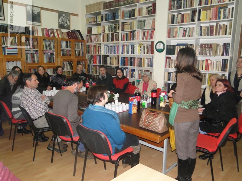 """Photo of U """"Narodnoj biblioteci i muzejskoj zbirci"""" danas dva događaja"""