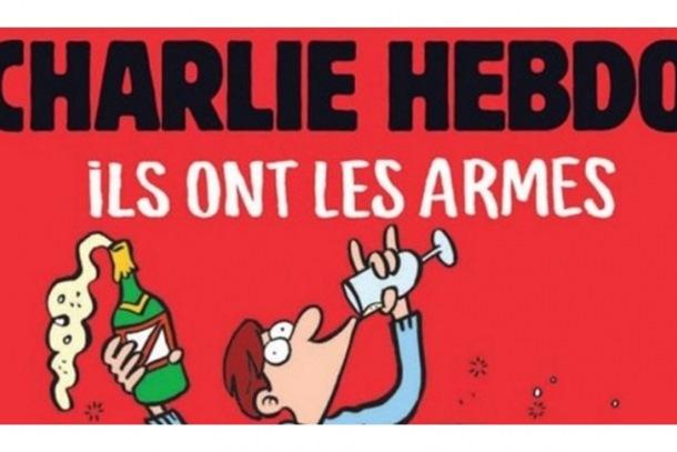 Photo of Ovo je naslovnica »Šarli Ebdoa« povodom masakra u Parizu
