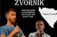 STAND UP VEČE: Olman i Varničić -