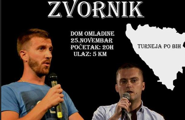 "Photo of STAND UP VEČE: Olman i Varničić – ""Da li BiH ste došli na stand up?"""