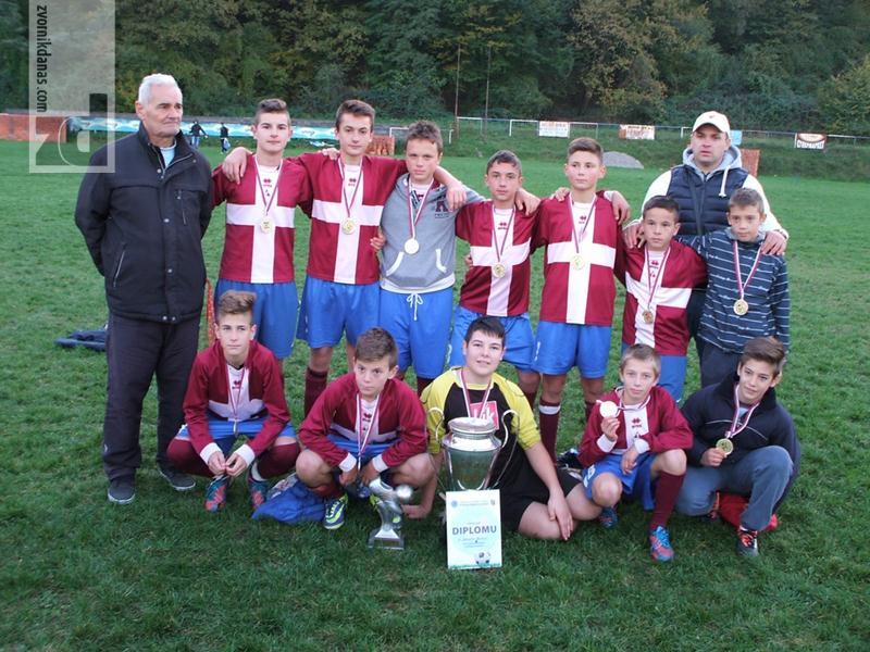"""Photo of 11. memorijalni fudbalski turnir """"Zoran Pantić – Kina"""""""