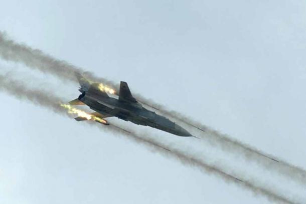 Photo of Rusi gađali položaje ID bombama od pola tone