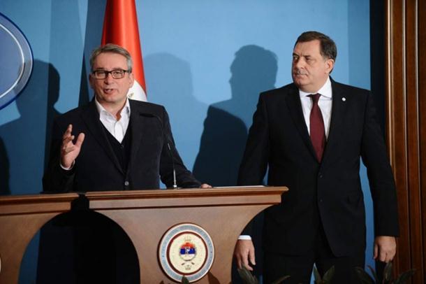 Photo of Parlament Srpske da raspiše referendum o odluci Ustavnog suda BiH