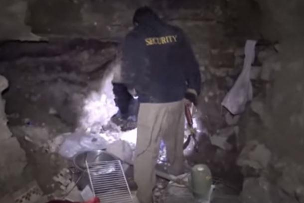 Otkrivena tajna: Pronađen podzemni tunel ISIL-a