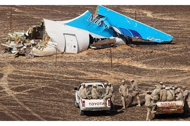 Photo of Teroristički napad ili eksplozija razlog pada aviona?