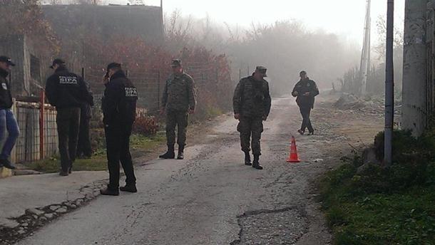 Uviđaj povodm napada na vojnike OS BiH