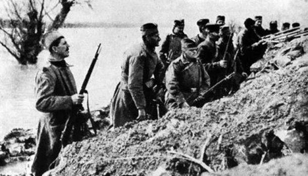 Photo of DAN PRIMIRJA: Veliki rat se završio potpisom jednog CIVILA