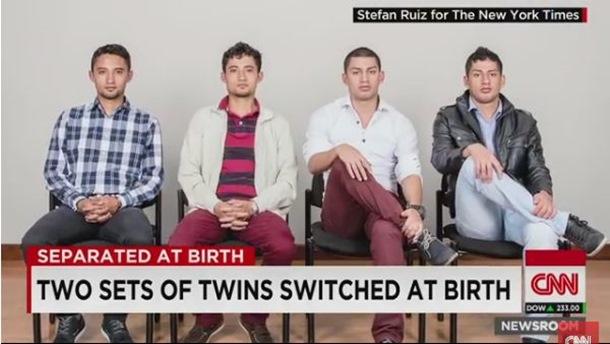 Photo of Zamijenjeni kod rođenja: Pet nevjerojatnih priča o sudbini (video)