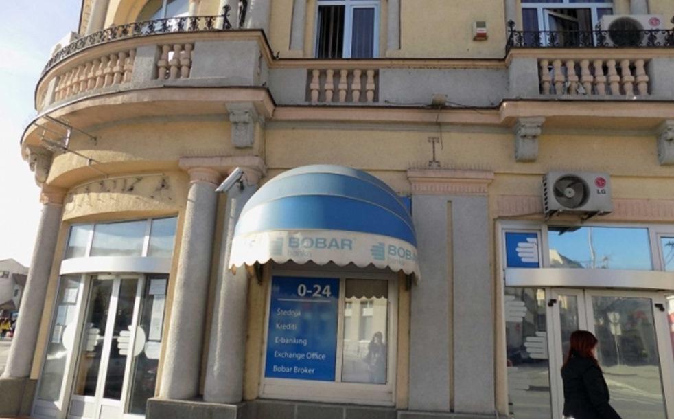 Sjedište Bobar banke u imperiji Nešković