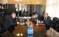 Zvornik posjetio ambasador Makedonije
