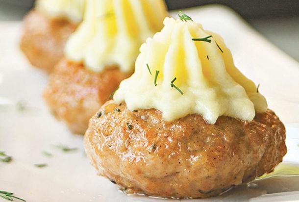 Recept dana- Ćufte punjene krompir-pireom