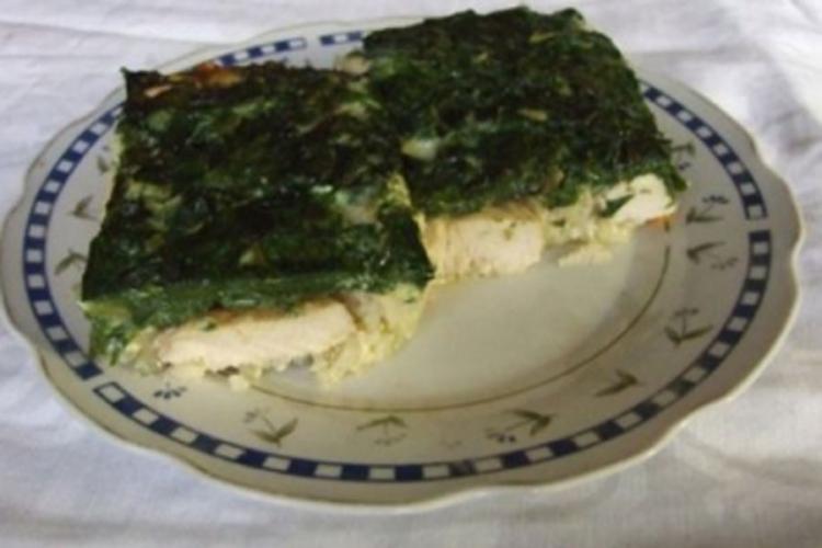 Recept za musaku sa blitvom i bijelim mesom