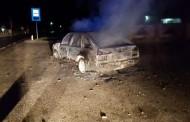 U Pilici izgorio automobil