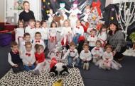 Djeda Mraz obradovao mališane u Dječijem vrtiću