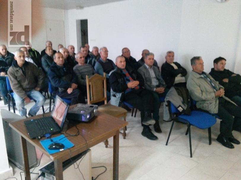 Photo of Održano predavanje o borbi protiv karcinoma prostate