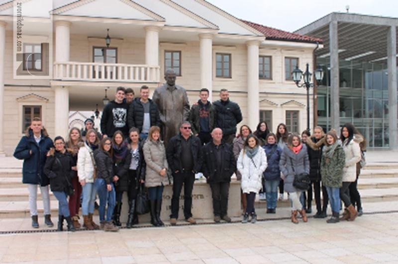 Photo of Realizovan projekat srednjoškolaca iz Zvornika i Sežane