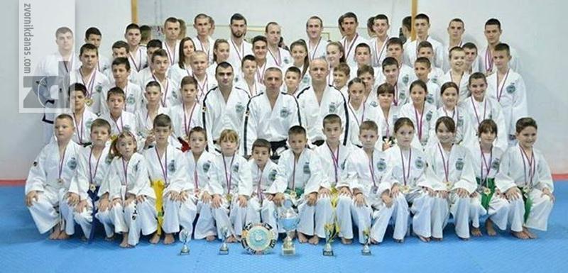 Photo of Tekvondo klub Srpski Soko iz Zvornika prvak Bosne i Hercegovine