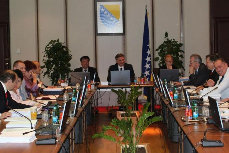 Savjet ministara o podnošenju zahtjeva za članstvo u EU
