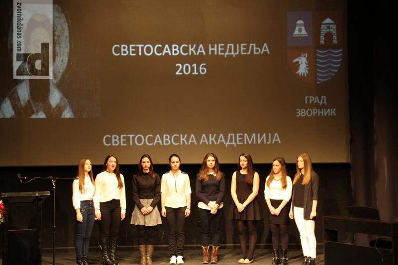 """Photo of Akademik Zuković besjedio o Svetom Savi na """"Svetosavskoj akademiji"""""""